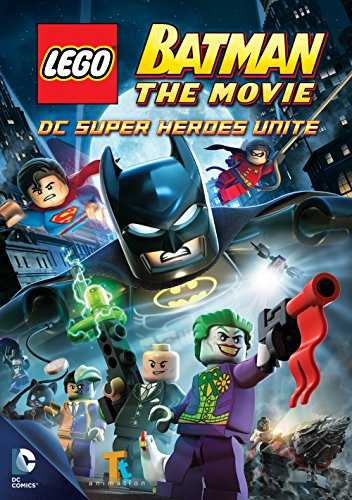 Lego Batman  The Movie   Dc Super Heroes Unite  Plus Bonus Features