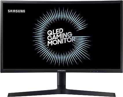 Samsung C24FG73FQU - Monitor gaming curvo de 27