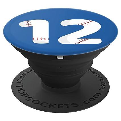 Amazon.com: Arte del equipo de 12 béisboles de 12 jarrones ...