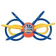 Baby Fanatic NBA Golden State Warriors Unisex GSW440Teether/Rattle - Golden State Warriors, See Description, See Description