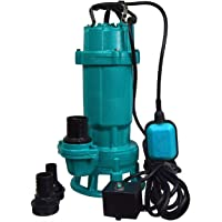 Bomba de aguas residuales con triturador FURIATKA1500, 1500 W, 230 V
