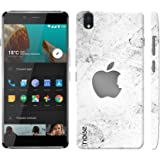 Noise OnePlus X Case/Back Cover + Free Tempered Glass, Noise Designer Premium PolyCarbonate Case Back Cover for OnePlus X [Slim fit, scratch & impact resistant MATTE finish] + Free Premium Tempered Glass (HD) - Screenguard (Steve Job) (PR-4)