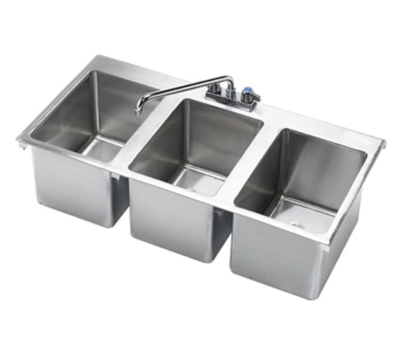 Kitchen Sink Triple Bowl | Amazon.com
