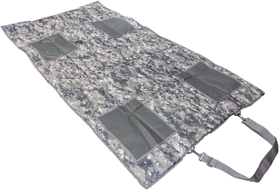 NcSTAR VISM CVSHMR2957T Roll Up Shooting Mat, Tan, 69 in : Sports & Outdoors