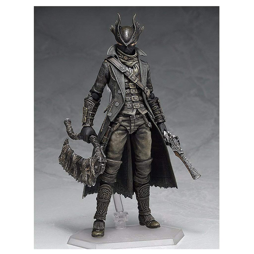 RMJAI Anime Toy Model Warrior Blood Curse Hunter Doll Children's Toys Office Decorations Model Toys