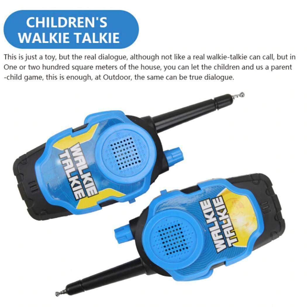 Rtiopo Remote Wireless Calling Children Walkie-Talkie Parent-Child Interactive Toys Walkie Talkies by Rtiopo (Image #4)