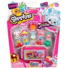 SHOPKINS Season 4 12-Pack with PETKINS! New Limited Editions!
