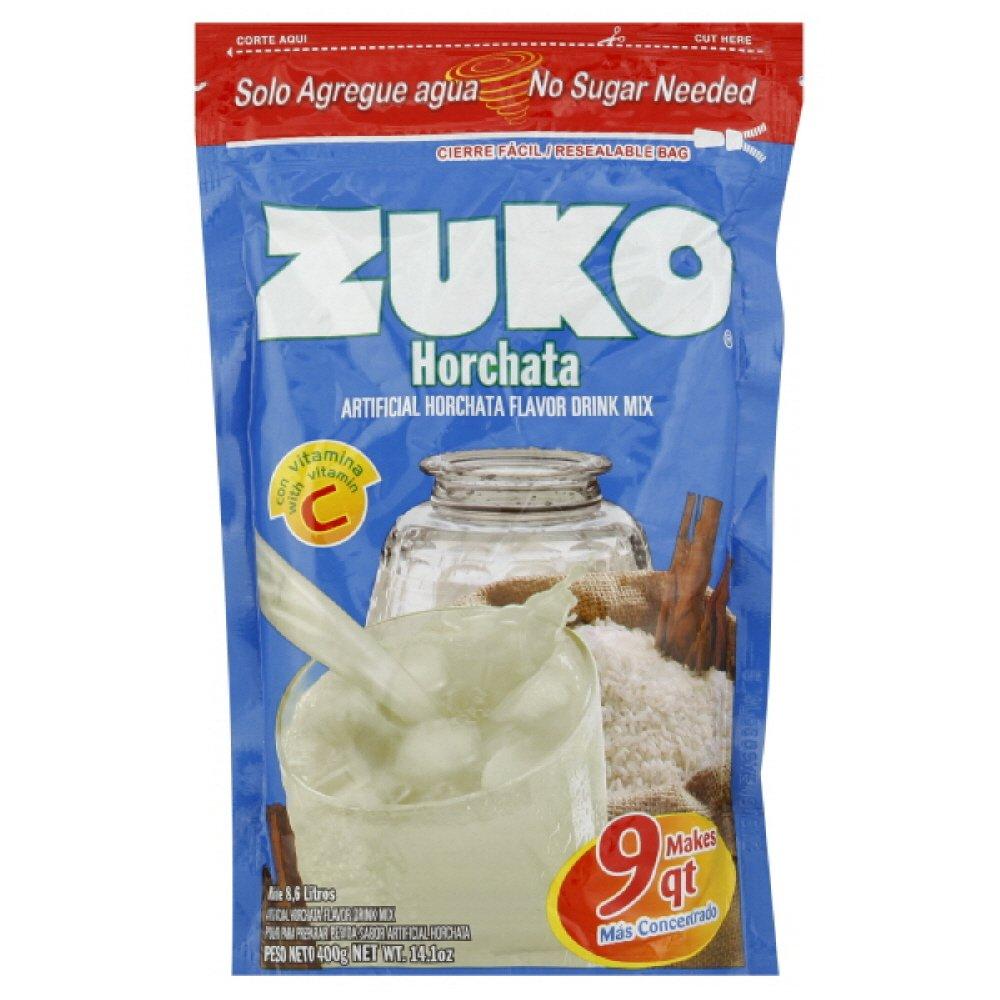 Zuko Drink Mix Ingredients