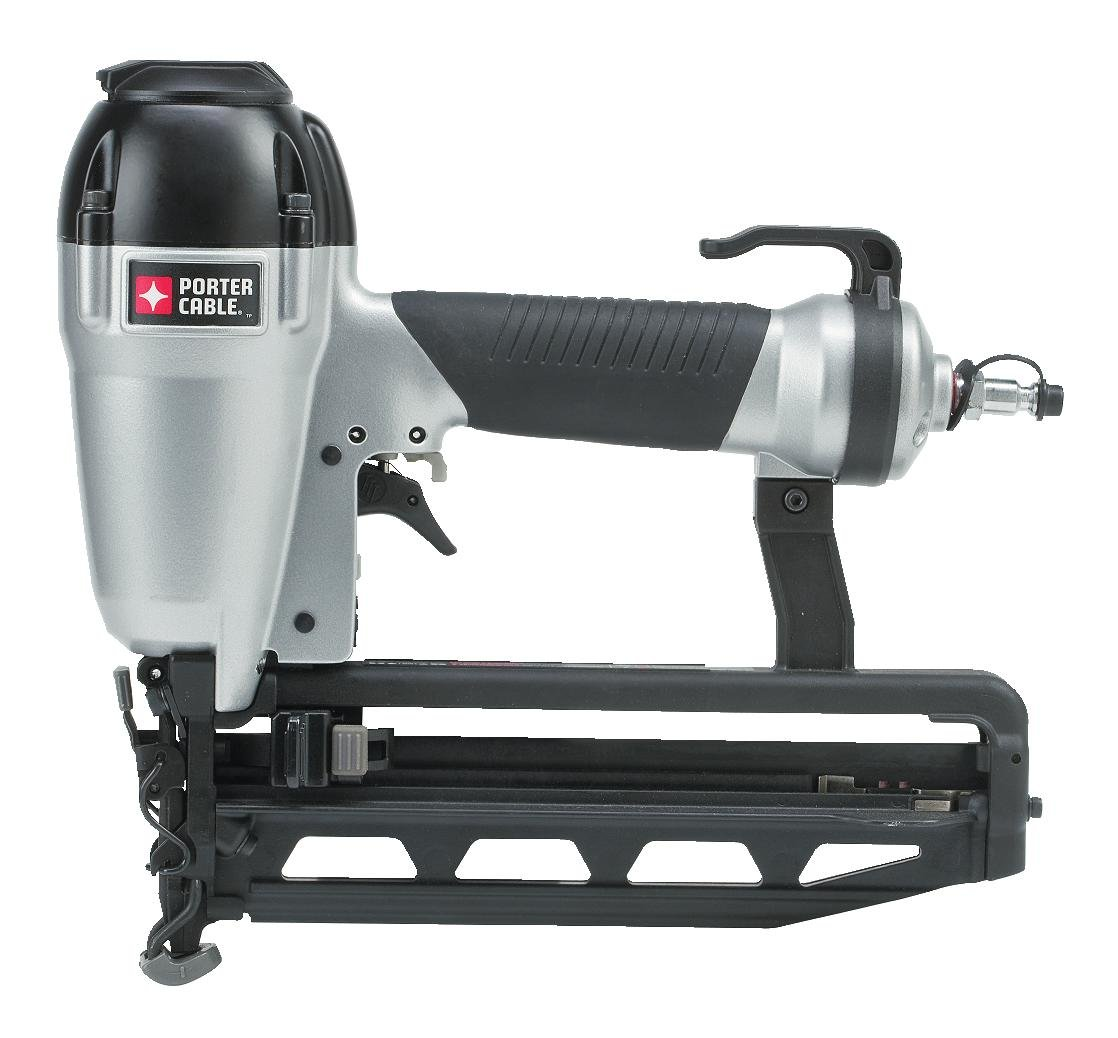 PORTER-CABLE Finish Nailer, 16GA, 1-Inch to 2-1 2-Inch FN250C