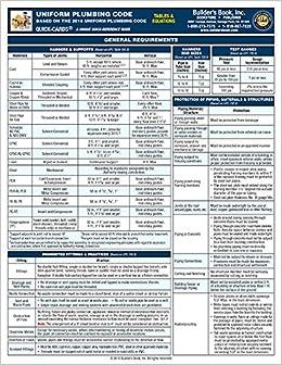 Ebook plumbing formulas