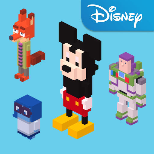 Disney Crossy Road (Disney Store Fairies)