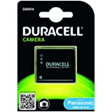 Duracell Replacement Digital Camera Battery For Panasonic DMW-BCE10