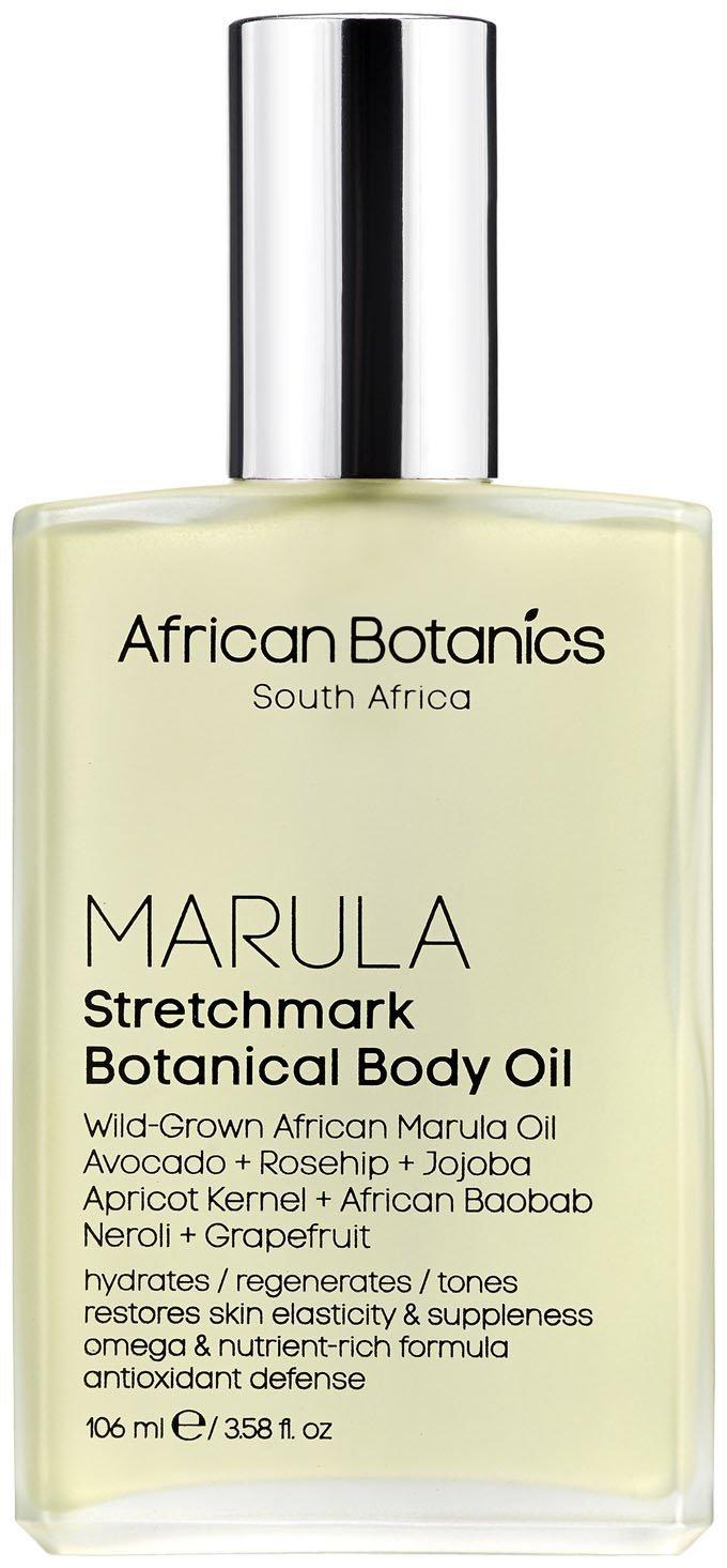 African Botanics Marula Stretch Mark Botanical Body Oil