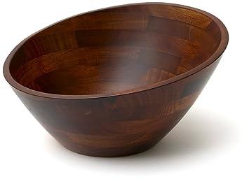Super Amazon.com | Woodard & Charles Wood Angled Salad Bowl, 12-Inch  JG27