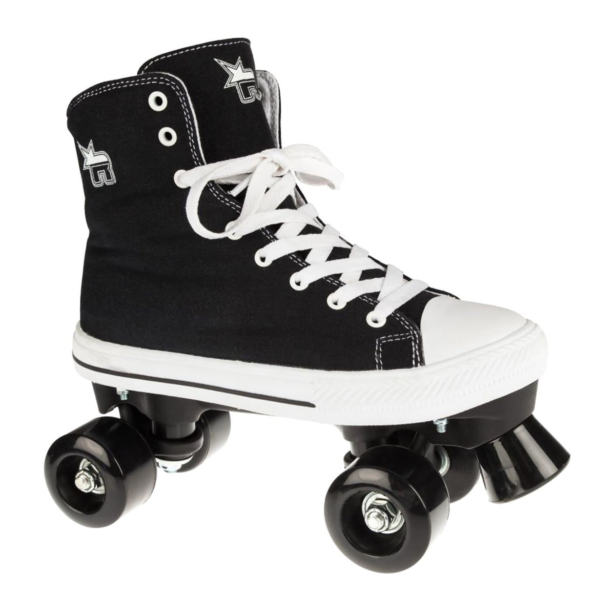 Rookie Canvas High Patines con Ruedas Unisex Niños