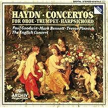 Haydn: Concertos for Oboe Trumpet & Harpsichord [Importado]