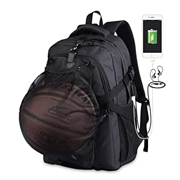 De Dos Auvstar Ball Basket Sac À Football apx7O