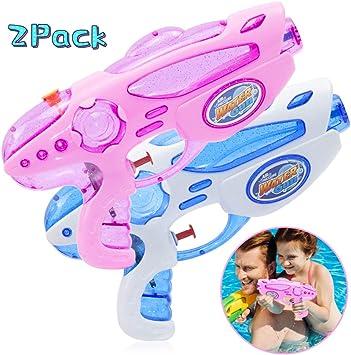 Zaloife Pistola de Agua Juguete de los Niños Water Pistol para ...