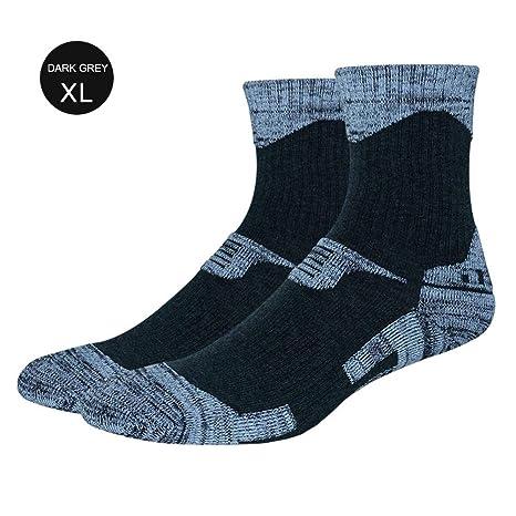 Calcetines de esquí para hombre y mujer, calcetines deportivos al aire libre, calcetines de