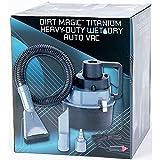 Heavy Duty Auto Wet/Dry Vacuum