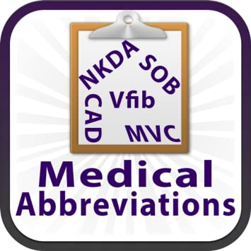 Amazon com: Medical Acronyms and Abbreviations Quiz