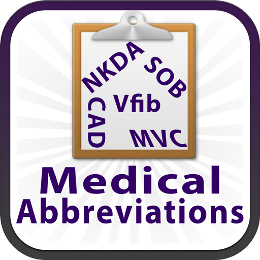 medical abbreviations and acronyms pdf