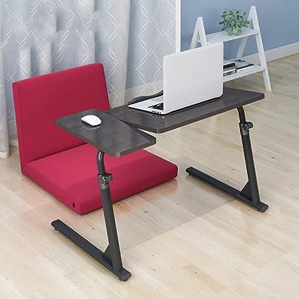 Mesa de desayuno junto a la cama, mesa portátil mesa de juegos ...