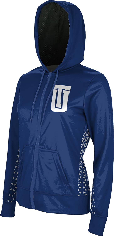 Geo ProSphere University of Tulsa Girls Zipper Hoodie School Spirit Sweatshirt