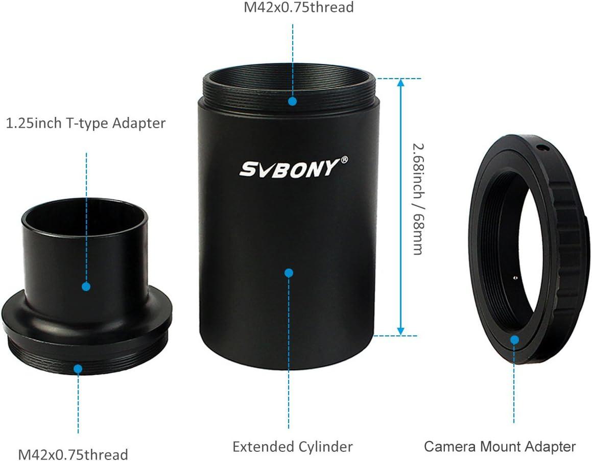 Svbony Adaptador T2 1.25