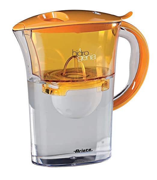 21 opinioni per Ariete Caraffa Hidrogenia Basic 140 2.40 lt Arancio