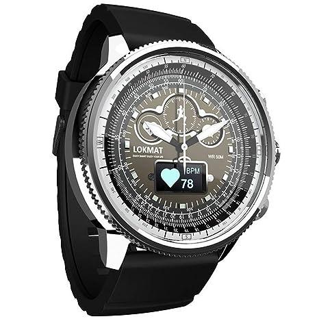 Amazon.com: XUMINGZNSB Reloj inteligente 2019 Nuevo Hombre ...