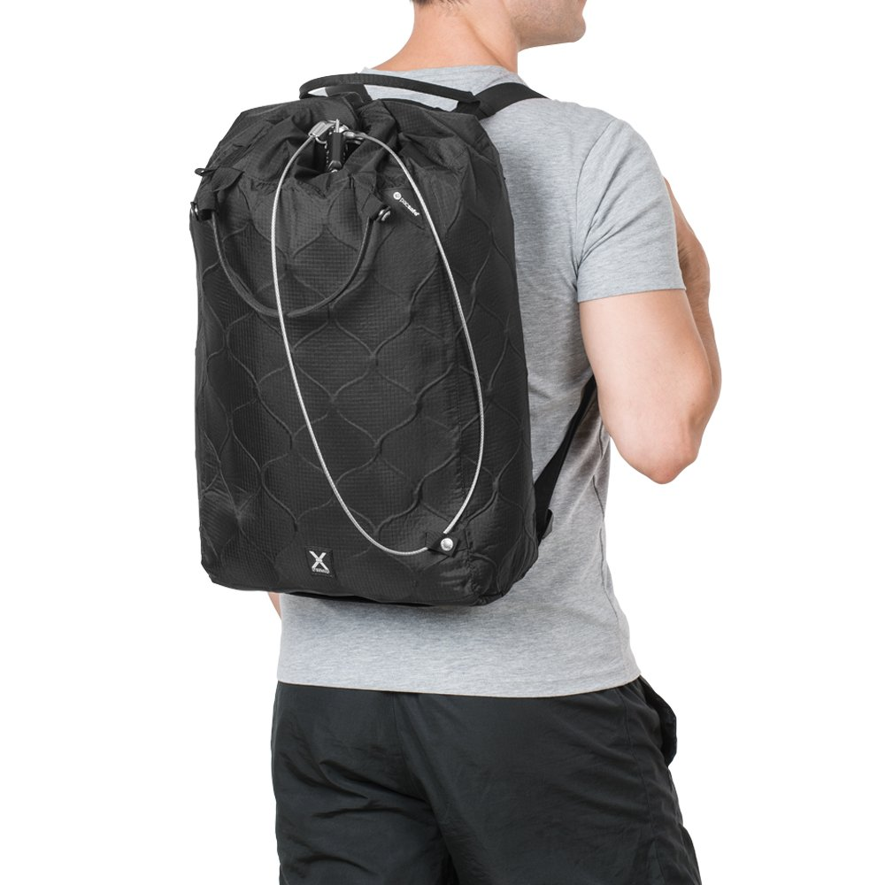 Pacsafe Travelsafe X25 Anti-Theft Portable Safe, Black by Pacsafe (Image #8)