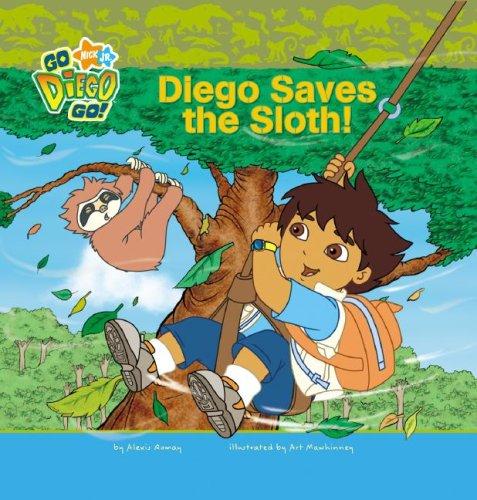 Diego Saves The Sloth! (Go, Diego, Go!) -