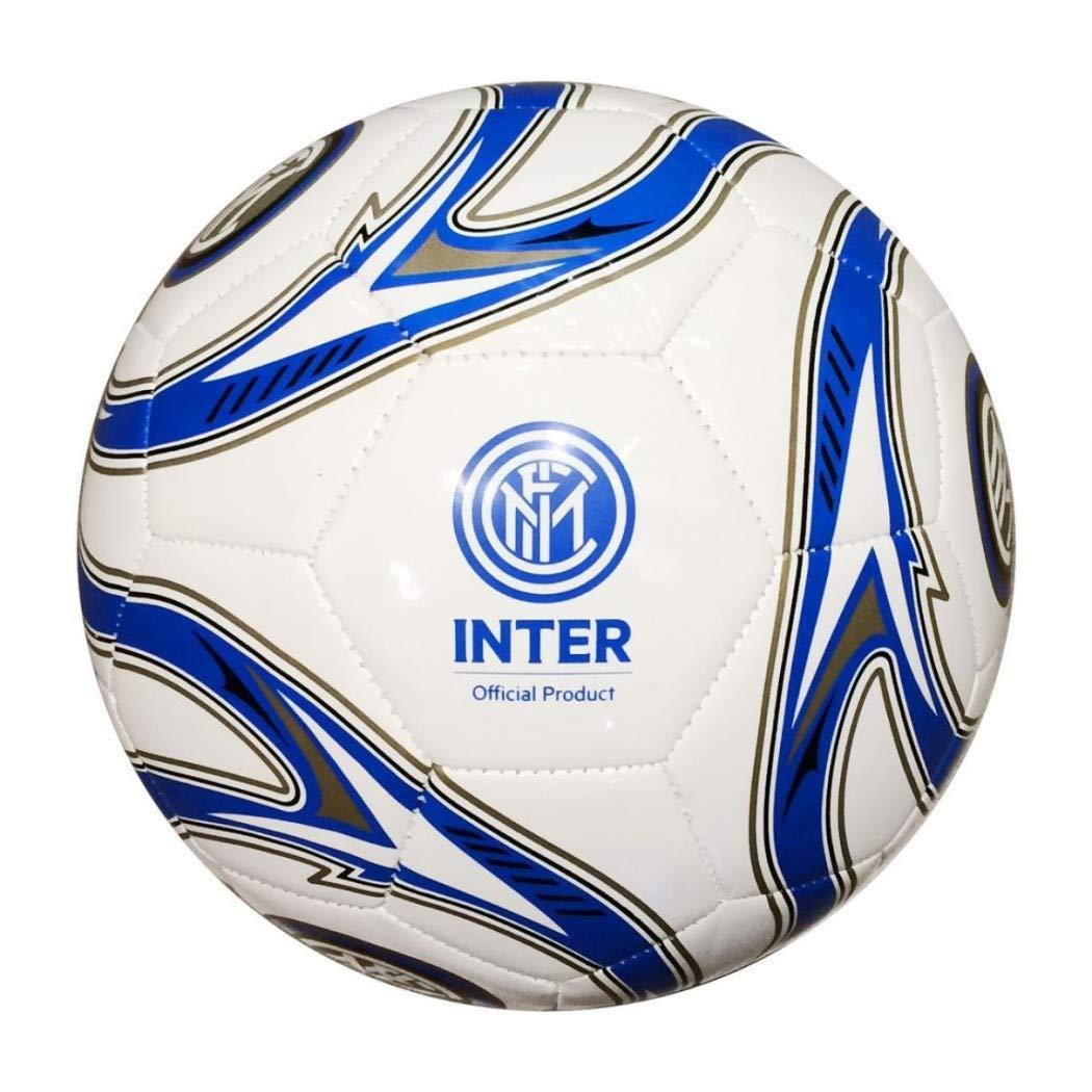 Ballon de football Inter de cuir taille 5/produit 100 /% officiel