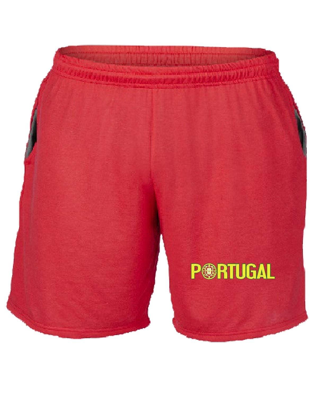 Speed Shirt WC0103 Portogallo Portugal - Pantalón Corto de chándal ...