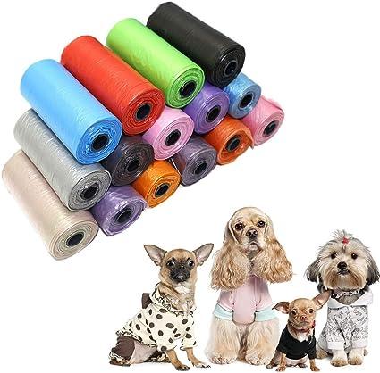 GUOYIHUA Bolsas para desechos de Perros Material Biodegradable ...