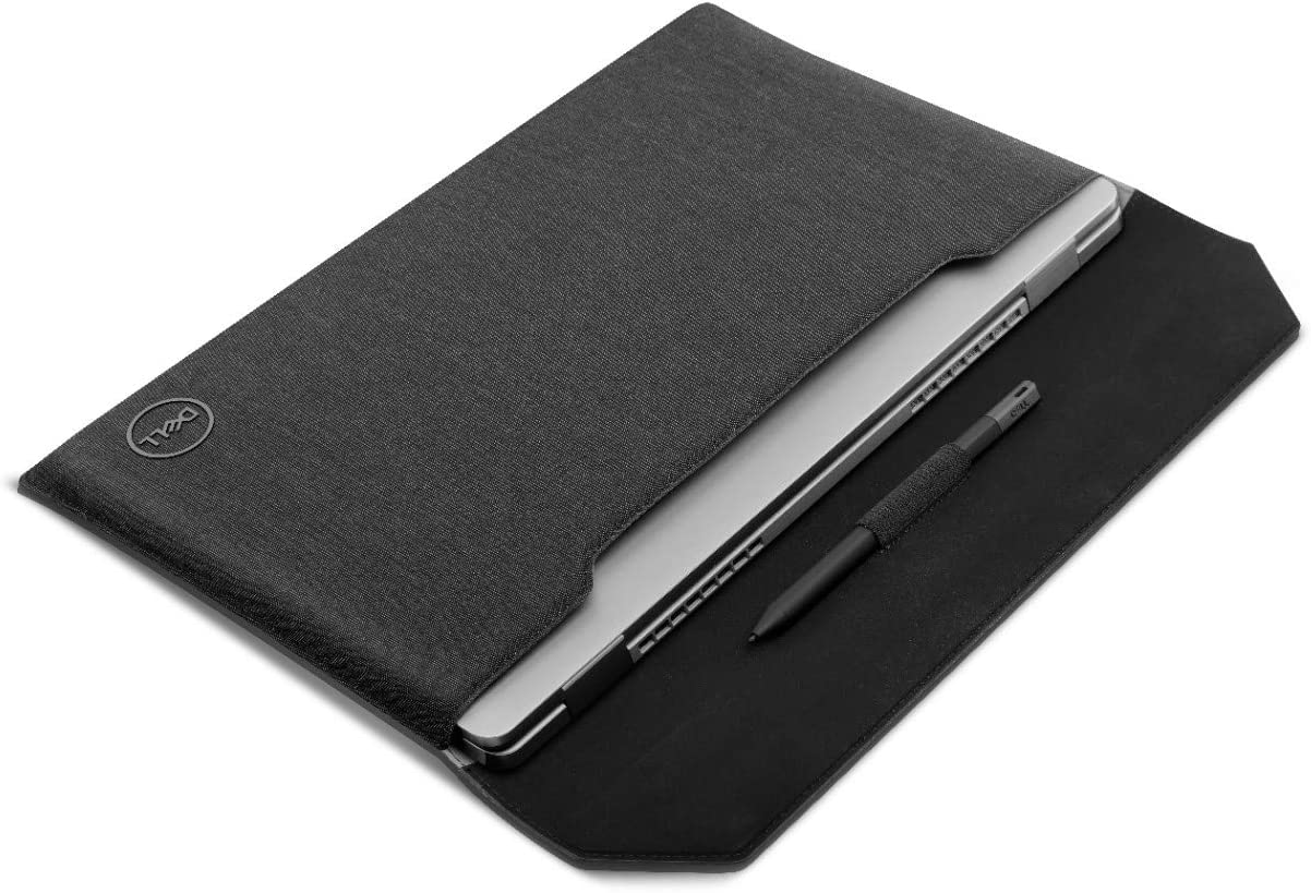 Dell Premier Sleeve has a Stylish and Contemporary Sleeve Design and Offers Sturdy Protection for Your Laptop