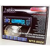 2001 honda crv digital clock - DHD NTX-8024 AM/FM/CD RECEIVER