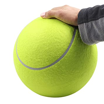 Andux Zone Juguete Inflable Gigante de la Pelota de Tenis los 24 ...