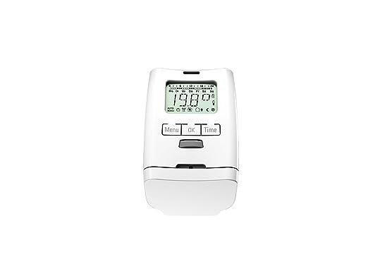 OLYMPIA HT 2000 - Programable Radiador - Termostato (energía de control de ahorro): Amazon.es: Bricolaje y herramientas