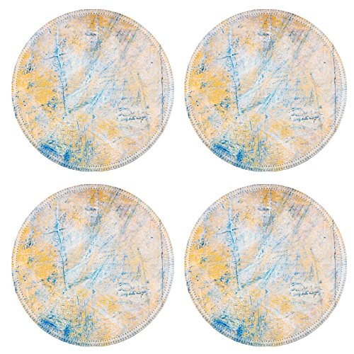 MSD Round Coasters Creative background Grunge wallpaper with space for your design Image 13948823 by MSD Customized Tablemats Stain Resistance Collector Kit Kitchen Table Top DeskDrink Customized Sta