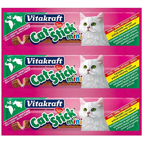 Cheap Vitakraft Cat Sticks Mini (Duck)