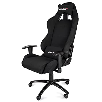 AK Racing Gaming Chair K7012 Black Fabric