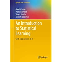 An Introduction to Statistical Learning: with Applications in R (Springer Texts...