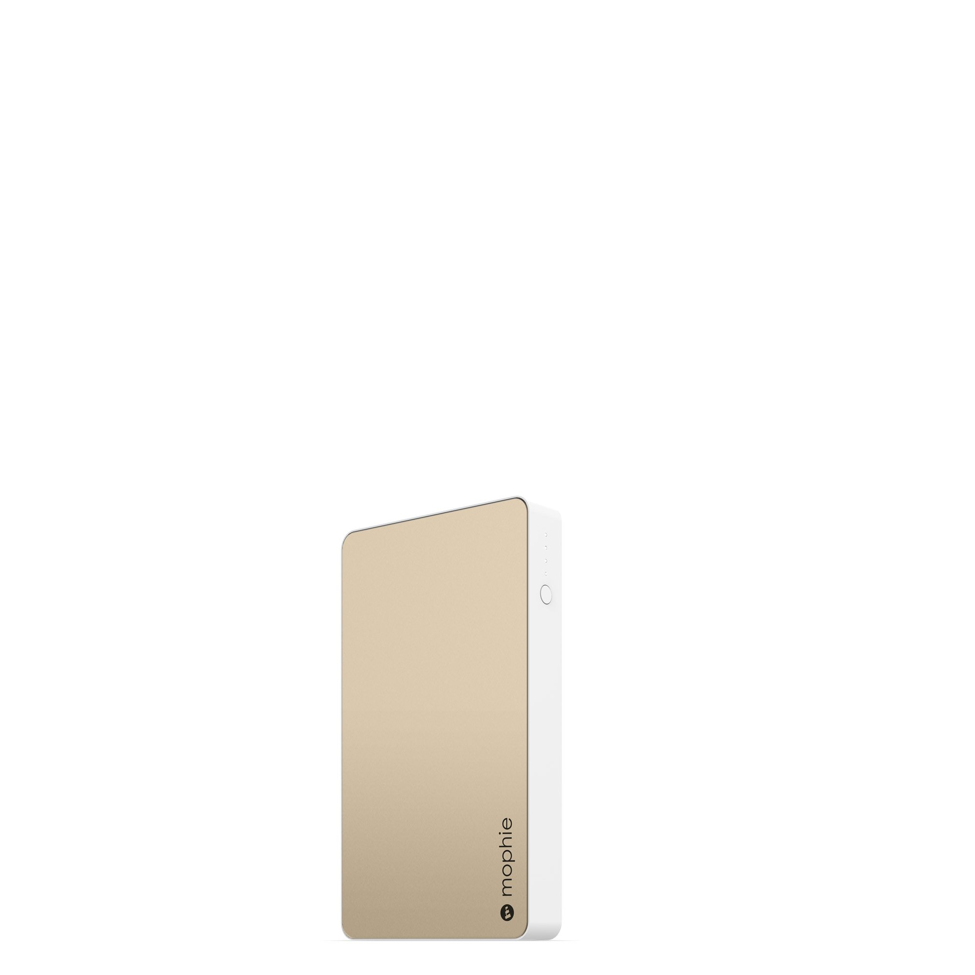 mophie powerstation External Battery for Universal Smartphones and Tablets (6,000mAh) - Gold