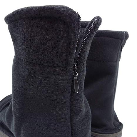 DAZCOS Negro Shippuden Ninja Zapatos (Hombres US 11): Amazon ...