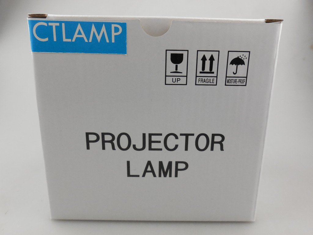 Ctlamp Projector BL-FP230H Replacement Lamp with Housing for Optoma GT750 / GT750E Projectors