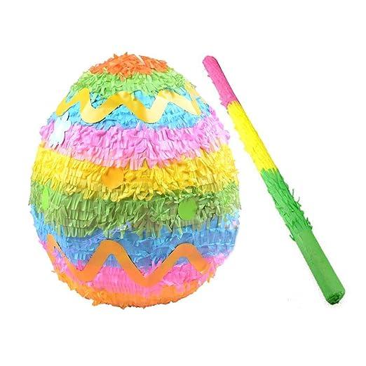 starte Huevos De Piñata Arcoiris Accesorios para Fiestas ...