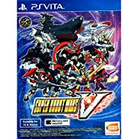 Super Robot Wars V (English Subs) for PlayStation Vita...