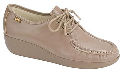 6b92373157 Amazon.com | SAS Women's Bounce Comfort Shoes (7 M, Mocha) | Oxfords